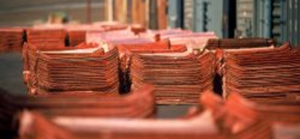 S&P lowers copper, zinc price outlook