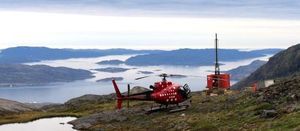 Greenland welcomes Chinese partner