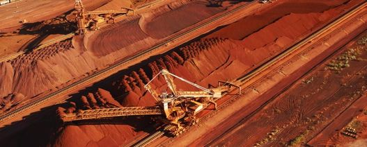 The big bank tipping split over iron ore