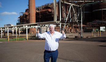 Palmer commits $400M to refinery restart