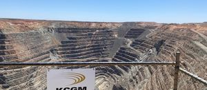 KCGM drives growth in Northern Star gold inventory