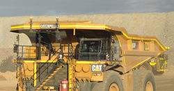 Caterpillar signed up for Rhyolite Ridge