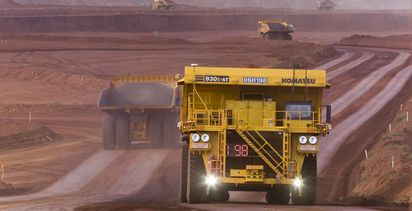 Rio lifts iron ore cost guidance