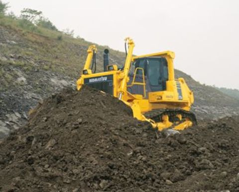 New dozer in a class of its own