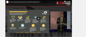 ResourceStocks 2019 video presentation: Evolution Mining
