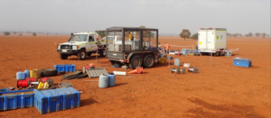 Magmatic set to drill much-touted target