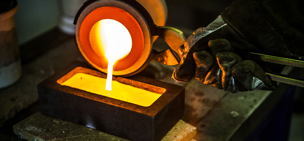 Aussie gold production at record
