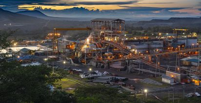 Earnings boost for AngloGold