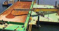 Bauxite being shipped as Metro shores up balance sheet