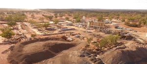 High-grade gold drilled by Manuka at Mt Boppy
