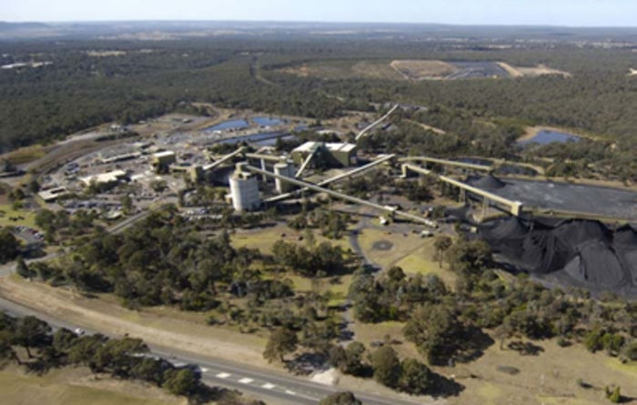 Glencore mine up for sale