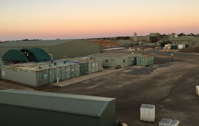 Terramin leads gold-copper revival on Adelaide's doorstep