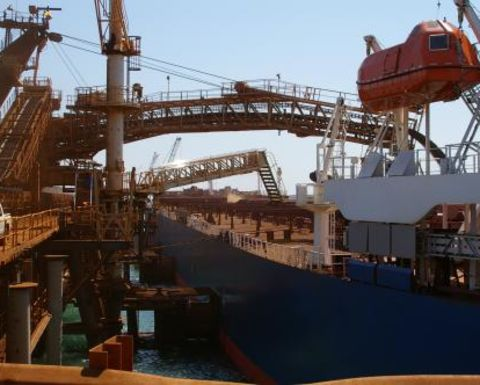 Rio targets 50% iron ore expansion