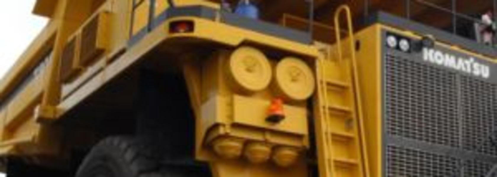 Contractor chooses Komatsu fleet - MiningNews net