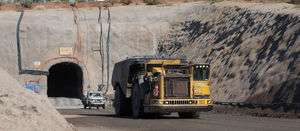 MMG experiencing interruptions at two major mines