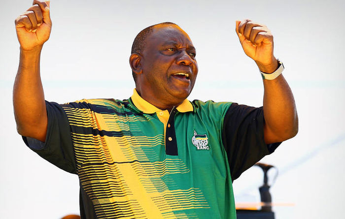 The wrong Angle on Ramaphosa