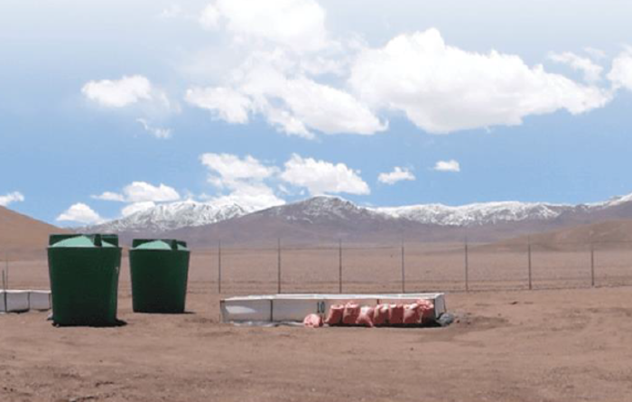 Chilean copper giant joins LPI at Maricunga
