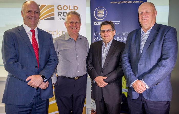 Gold Fields joins Gold Road at Gruyere