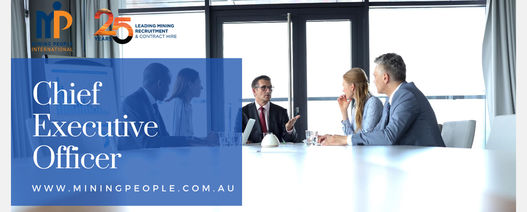 Chief Executive Officer, Perth