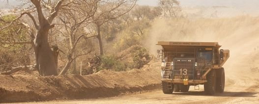 Perenti cashes up after Africa sales