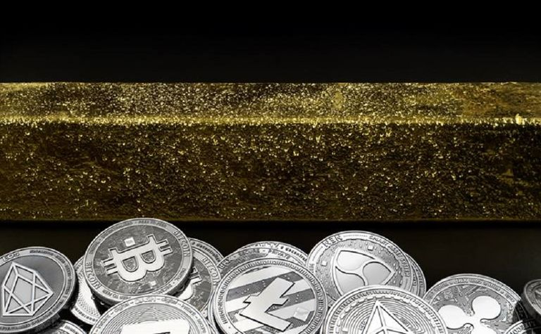Cryptocurrencies not a 'viable substitute for gold'