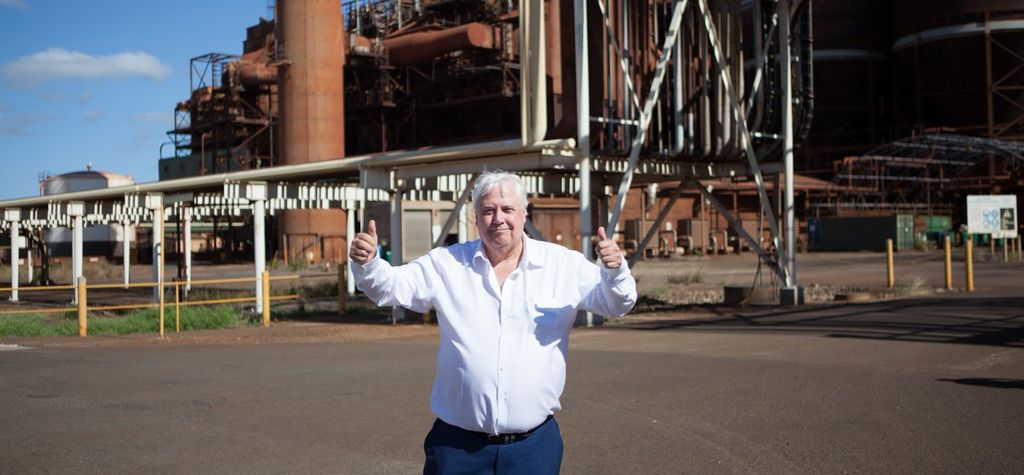 Palmer in court win against CITIC