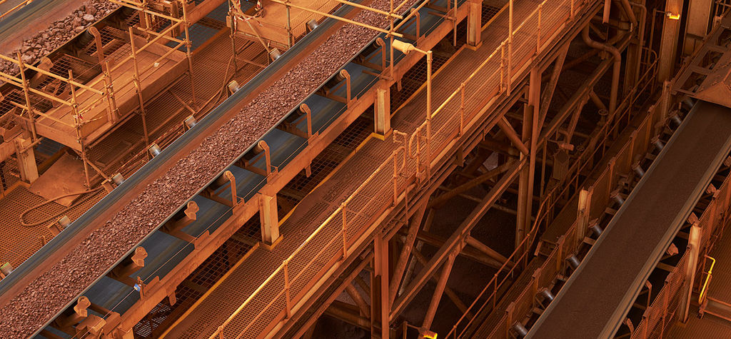 Iron ore's party days all but over