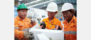 Newcrest stands with PNG through its APEC year