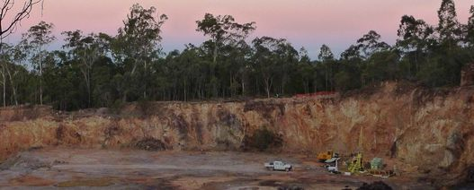 White Rock ready to roll with Mt Carrington gold project