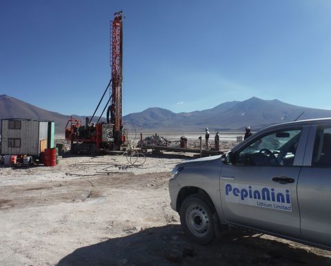 PepinNini announces large resource for Pular salar