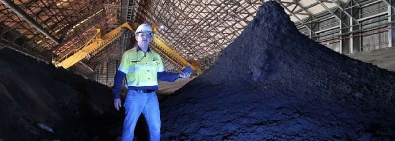 Hydraulic zinc mining the focus at New Century