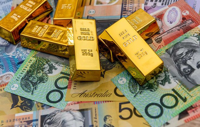 Aussie gold producers made hay while the sun shone