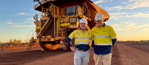 PM pops into Pilbara for FMG port milestone