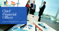 Chief Financial Officer, Perth