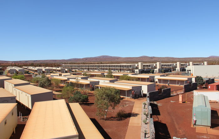 BHP opens flash new Pilbara camp