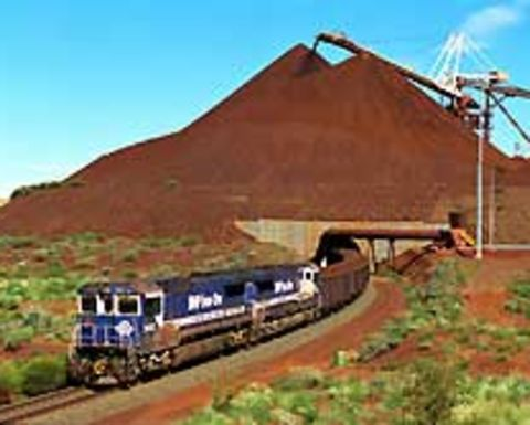 Iron ore surge continues
