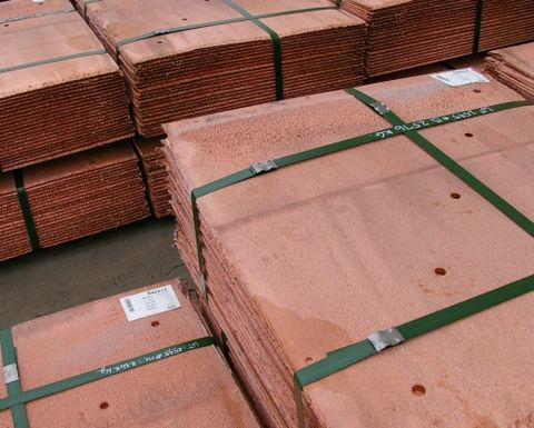 Chinese copper demand rebounds