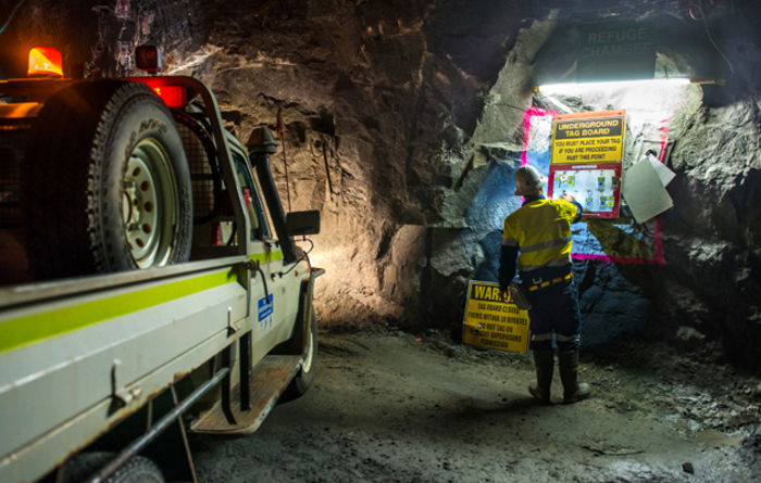 Northern Star mine to be suspended over seismic shocks