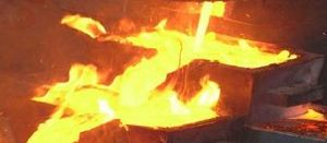 Sizzling session for gold miners
