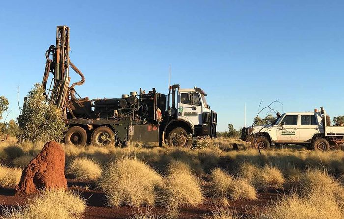 Diamond core Tanami drilling start of big year for Prodigy
