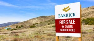 Asset sales a top priority for Barrick after merger