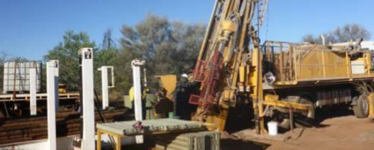 Diamond drilling supports Todd's EM1 optimism