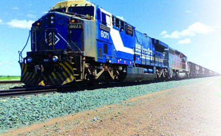 BHP suspends operation after worker hit by train