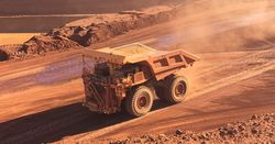 Rio doesn't rule out increasing iron ore output