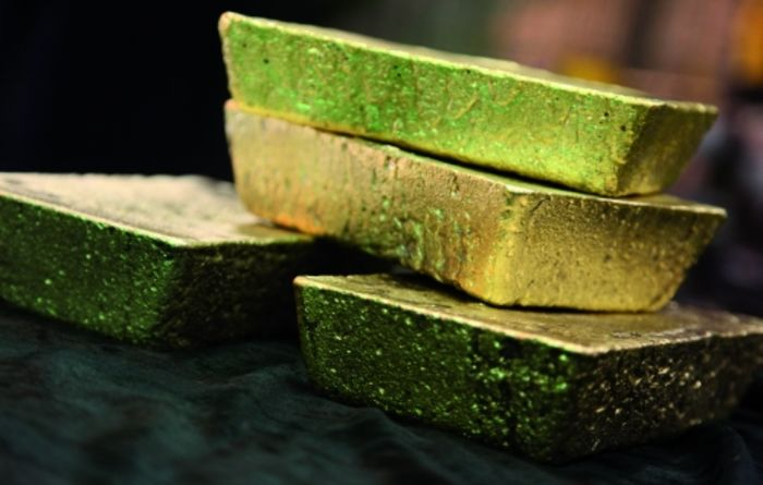 Gold stocks see some haven buying