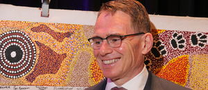 BHP CEO says Australia has 'unfinished business' on recociliation