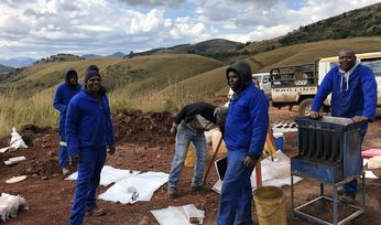 Theta Gold's triumphant return to forgotten South Africa gold field