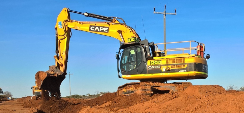 Cape wins $40M in contracts