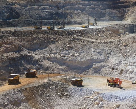 MinRes rethinks DSO lithium shipments