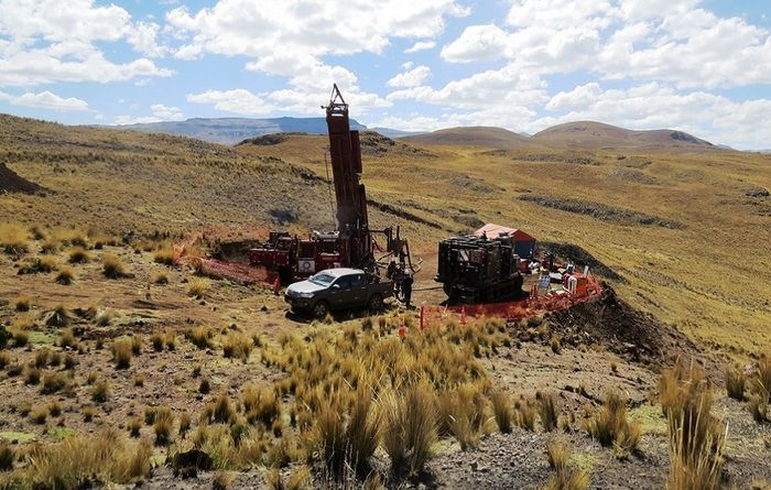Valor puts Berenguela back on copper map